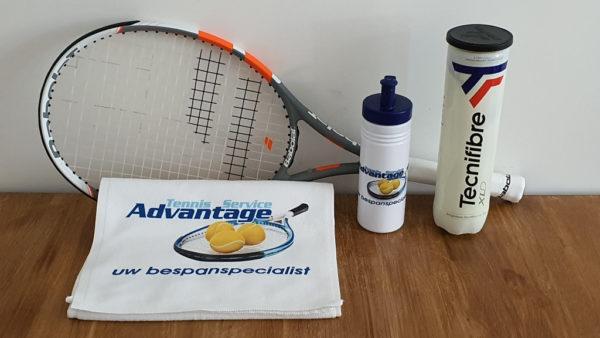 actie startersset tennis